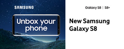 Samsung Galaxy S8 - Pre-order